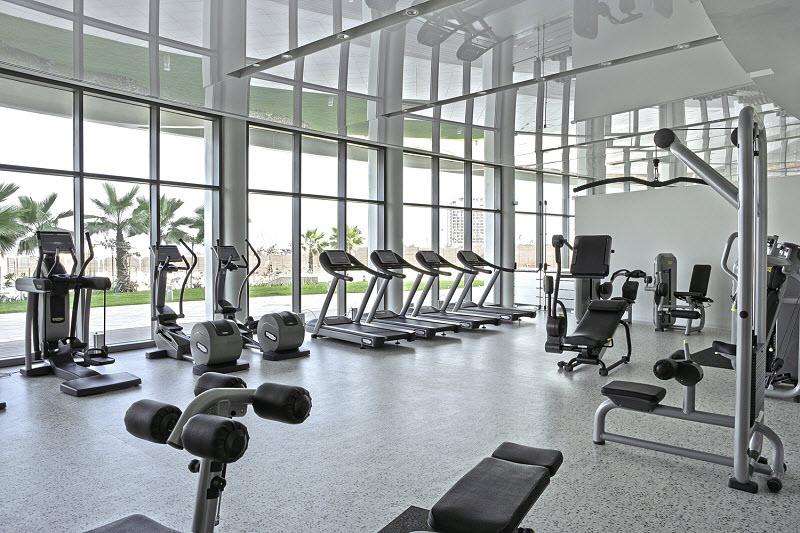 West gym-800
