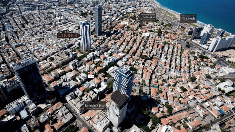 Luxury-apartment-for-sale-in-Lieber-Tower-Neve-Zedek-Tel-Aviv-Luxury-real-estate-Israel-Homes-and-properties